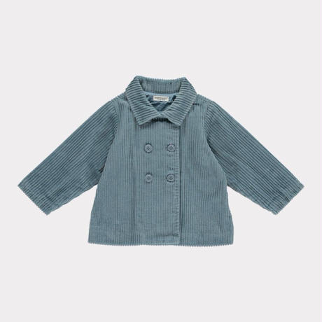 【happyology】Piper Coat, Bluish