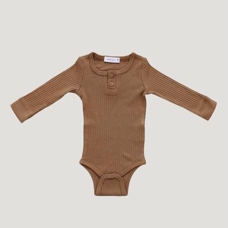 【Jamie Kay 】Original Cotton Modal Bodysuit - Bronze
