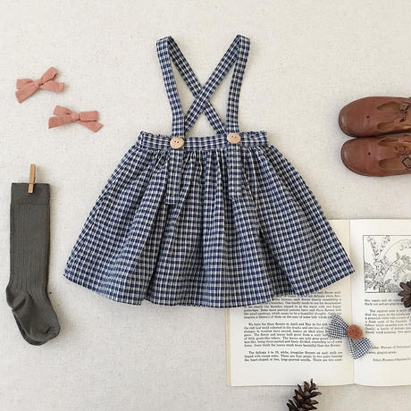 【SOOR PLOOM】Mavis Skirt, Picnic Cloth