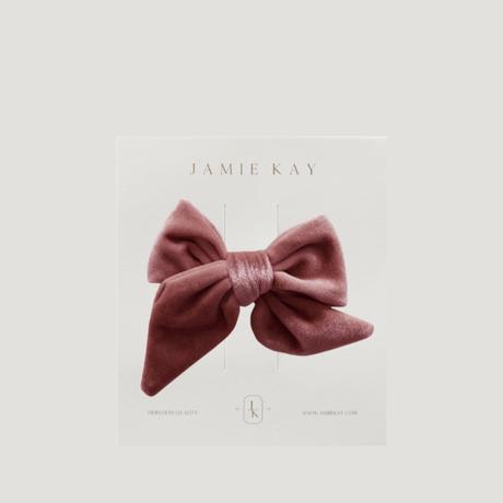 【Jamie kay】Harper Velvet Bow