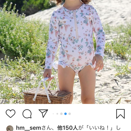 【willow swim】SOPHIA -flower