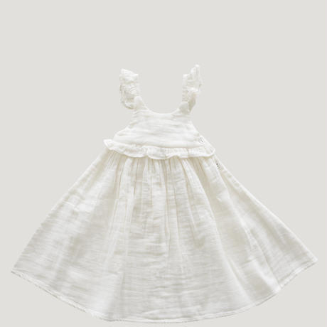 【Jamie kay】Lola Dress - Coconut