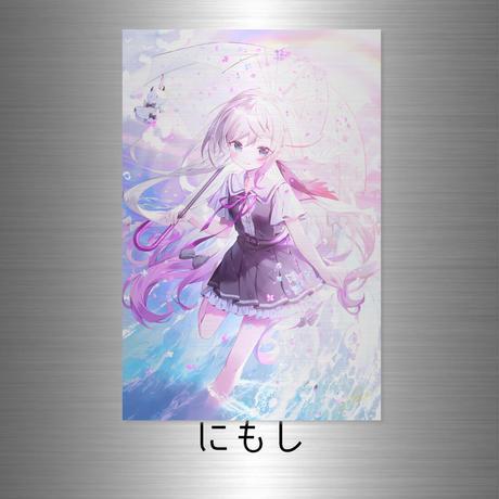 "2021SS ""PLATINUM"" 大(プラチナアクリルジークレー)(サイン箔入り)【10個限定】"