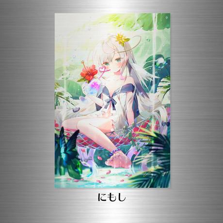 "2021SC ""PLATINUM"" (プラチナアクリルジークレー)(サイン箔入り)【10個限定】"