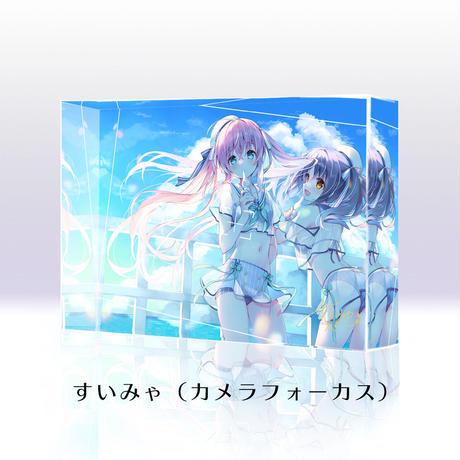 "2021SC ""FLAWLESS""(アクリルブロック)【限定各20点】"