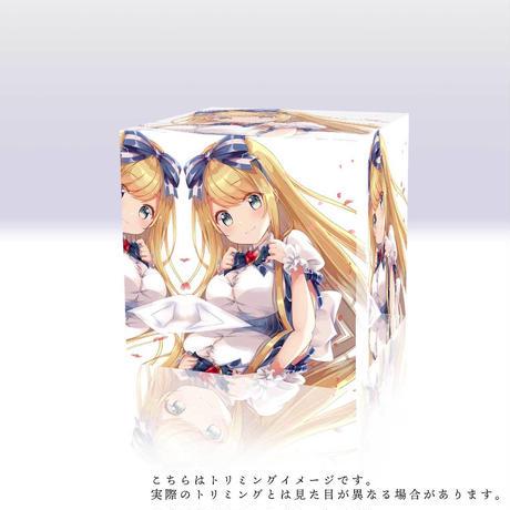 絵夢アリス【限定10個】カレイドキューブ 70mm厚