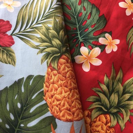 パイナップル&ハワイアンフラワー