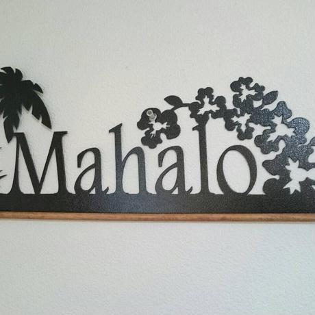 Aloha &Mahalo ホルダー小
