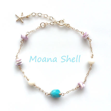 Moana Shell   The Beach Bracelet