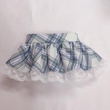 ♡ぐるみちゃん♡グレー♡スカート♡