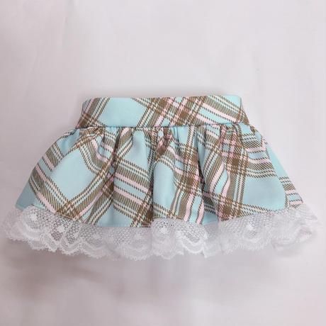 ♡ぐるみちゃん♡水色♡スカート♡