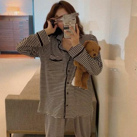 border relax roomwear