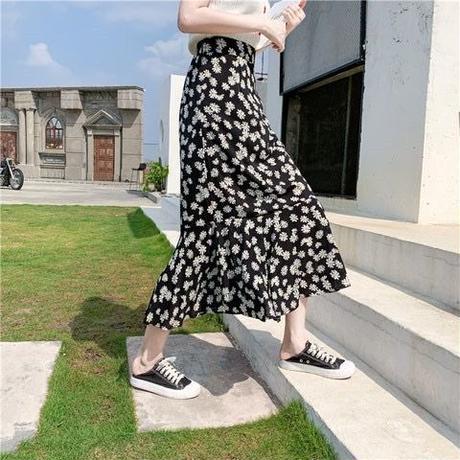 Margaret flare skirt