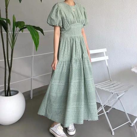 summer cotton onepiece