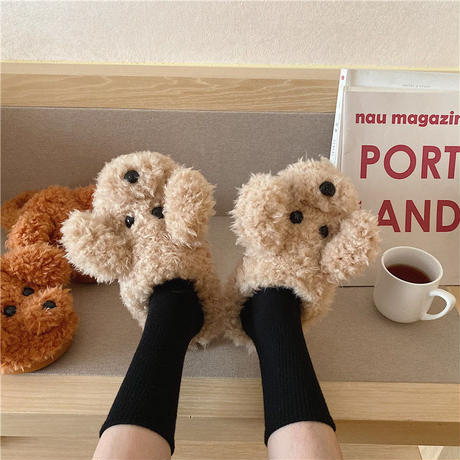 poodle room shoes
