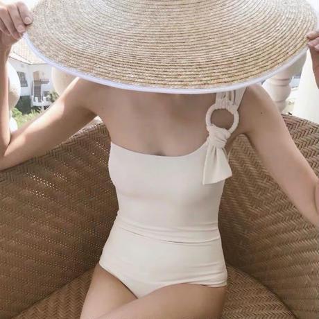 big summer straw hat