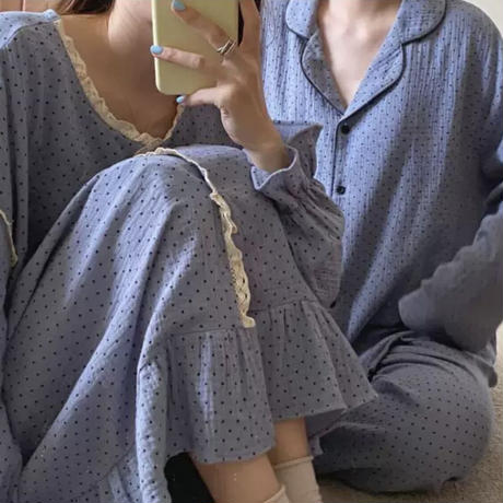 dot pair room wear