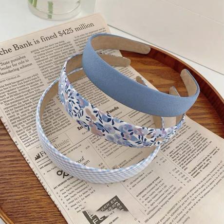 【即納】dusty color hairband