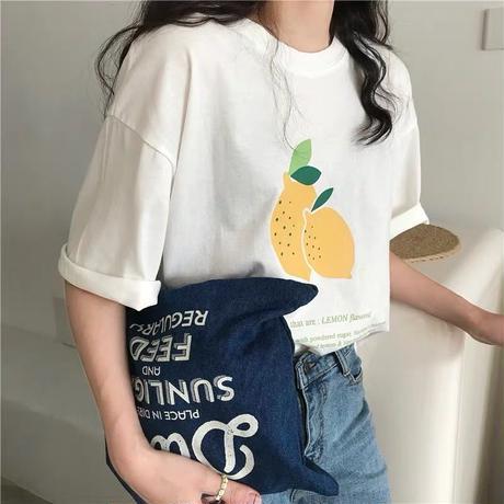 Lemon tshirts