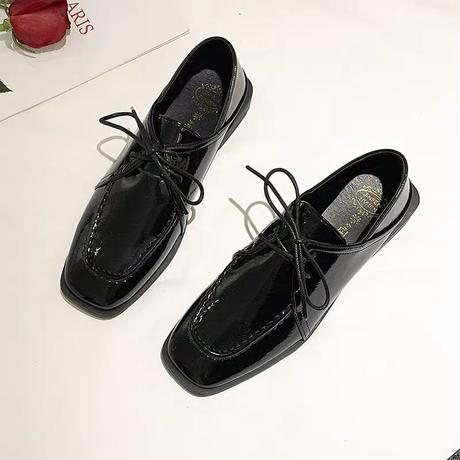 square loafer