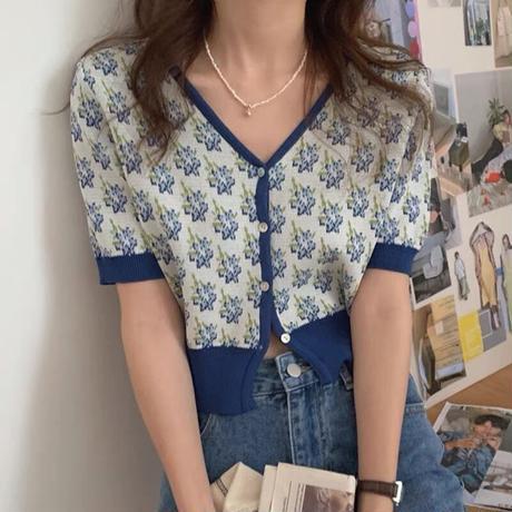 summer vintage cardigan