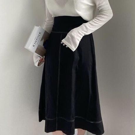 mimollet flare skirt