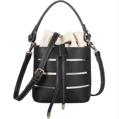 square pouch bag