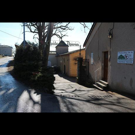 シャトー・ティヴァン  ロゼ AOPボジョレー・ヴィラージュ・ロゼ2018/Chateau Thivin Rose AOP Beaujolais Villages 2018