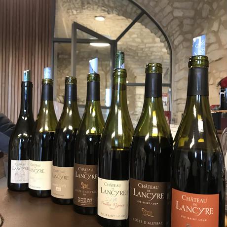 シャトー・ド・ランシール クロ・デ・コンブ AOPピク・サン・ルー2017 /Chateau de Lancyre Clos des Combes AOP Pic Saint Loup 2017