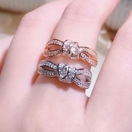 AAAcz Ballerina Ring