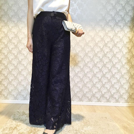 Graceful Lace Pants