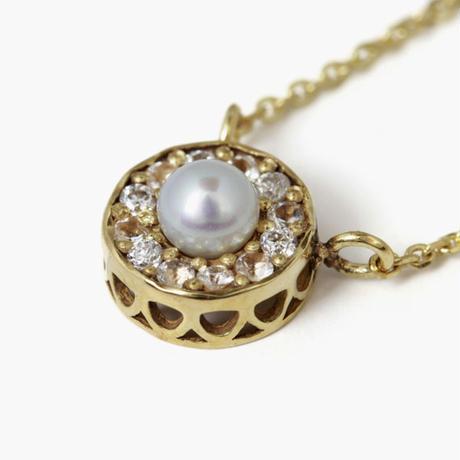 millieto Paris daisy necklace