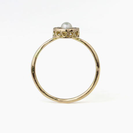 millieto paris daisy ring