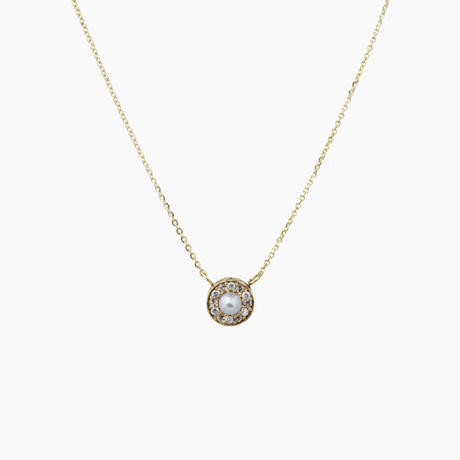 millieto Paris daisy necklace