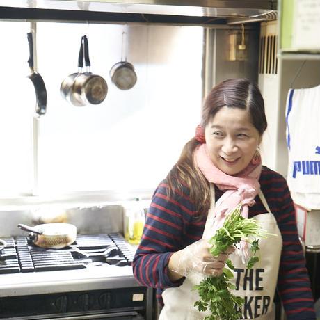 『マリさんのブッダボウル』02-感覚料理人 commentary(何処に行っても犬に吠えられる)
