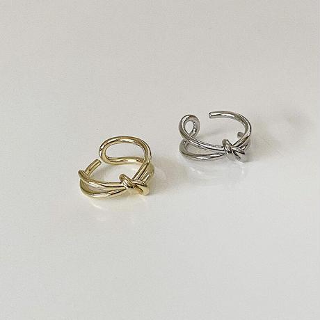 【プチプラ♡】Tie Ring♡【アクセサリー】A22