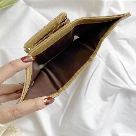 Teddy Bear Mini Wallet♡ミニ財布【即納】