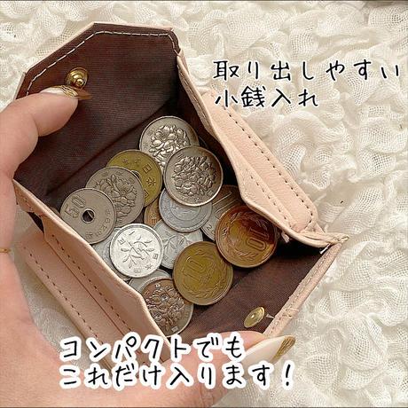 【リボン付き】Mini Mini Wallet♡ミニ財布