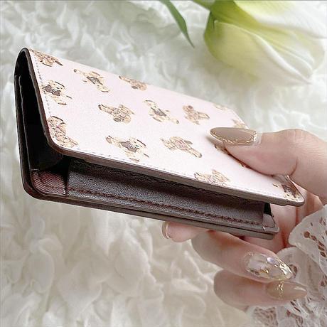 【ネーム入り】カードケース♡名刺入れ 定期入れ