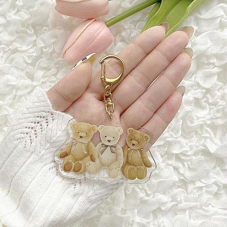 Teddy Bear キーホルダー