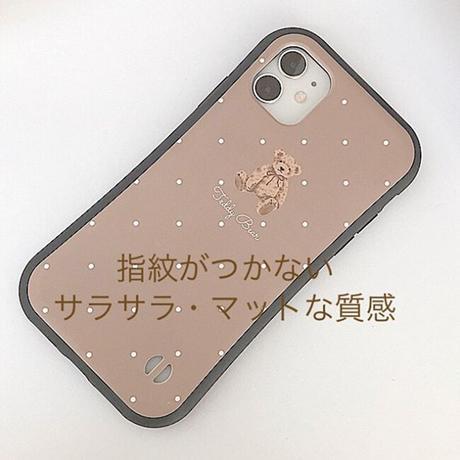【ネーム入り】LoveLove  Bear♡【耐衝撃グリップケース】P02