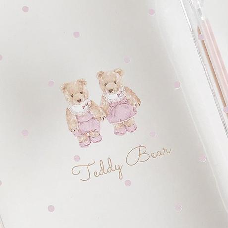 【ネーム入り】Baby Bear♡【耐衝撃クリアケース】B18