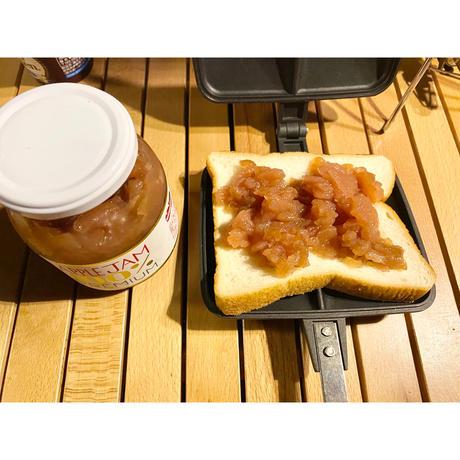 【予約販売】信州プレミアムアップルジャム400g 【すわっこ】【砂糖不使用・離乳食からOK】