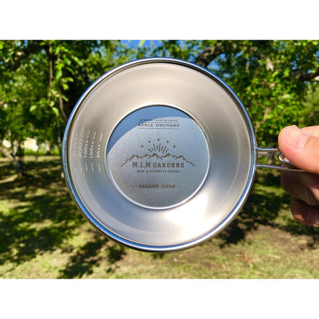 オリジナルシェラカップ/M.i.M GARDENS ver. 320ml