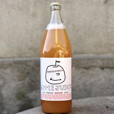 【予約販売】信州プレミアムアップルジュース1ℓ【紅玉】