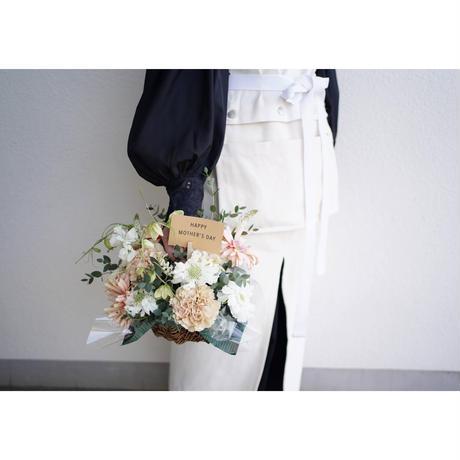 2021 mother's day flower arrangement  / PINK & WHITE