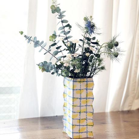 お家でワークショップキット 〜オリジナル花瓶をつくろう〜 from Atsuko Kobayashi 2