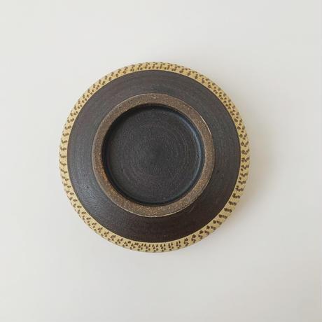 4寸丸鉢(飛びかんな)