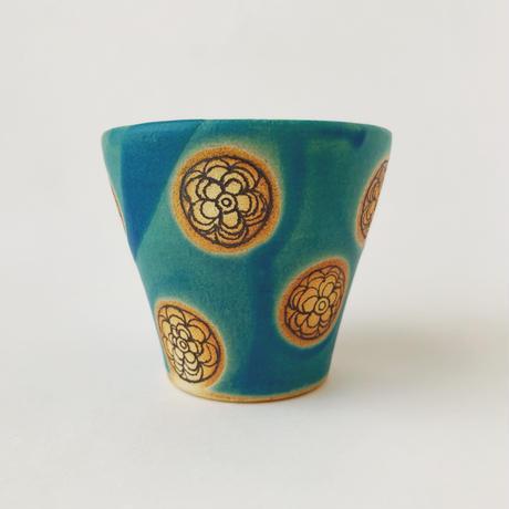 カラフルフリーカップ(ブルー)
