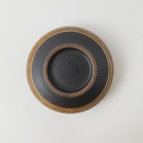 4寸丸鉢(刷毛目)
